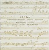 Keyboard concertos, volume 18. vol.18