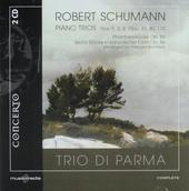 Piano trios nos. 1, 2, 3 opp. 63, 80, 110