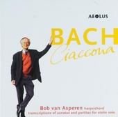 Ciaccona : transcriptions of sonatas and partitas for violin solo