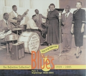 Electric blues : plug it in! Turn it up!. Part 1, 1939-1954 : the beginning : the definitive collection