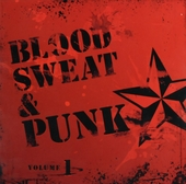 Blood sweat & punk. vol.1
