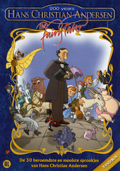 Hans Christian Andersen : The fairytaler