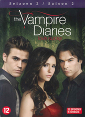 The vampire diaries : love sucks. Seizoen 2