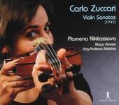 Violin sonatas (1747)