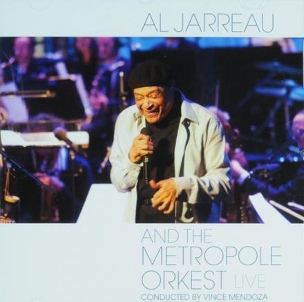 Al Jarreau and the Metropole Orkest live