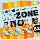 Hitzone : radio 538 today's hottest tracks. Vol. 62