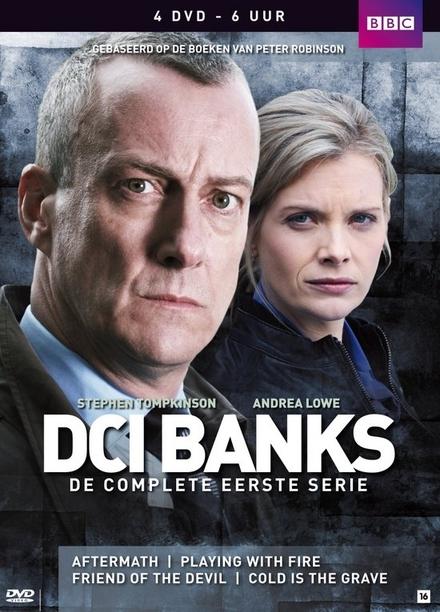 DCI Banks. De complete eerste serie