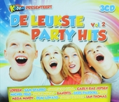 VtmKzoom presenteert de leukste party hits. Vol. 2