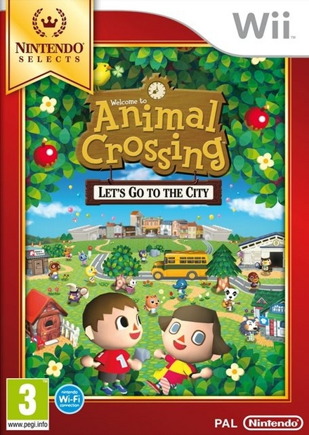 Welcome to Animal Crossing : let's go to the city