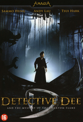Detective Dee and the mystery of the phanton flame