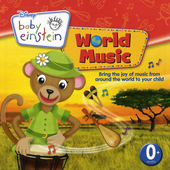 World music : a concert for little ears : bring the joy of music from around the world to your child