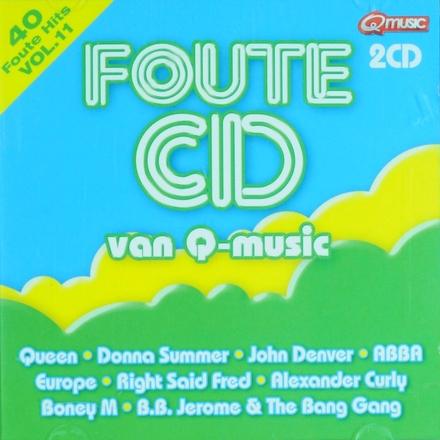 Foute cd van Q-music. Vol. 11