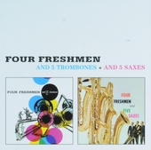 And 5 trombones ; And 5 saxes