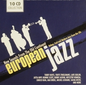 European jazz : new sounds from the old continent