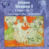 Johann Strauss I edition vol.22. vol.22