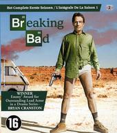 Breaking bad. Het complete eerste seizoen