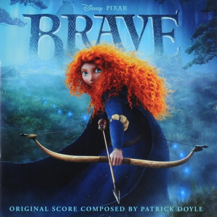 Brave : an original Walt Disney Records soundtrack