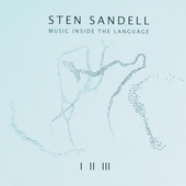 Music inside the language I II III