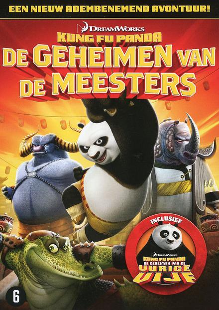 Kung Fu panda : de geheimen van de meesters