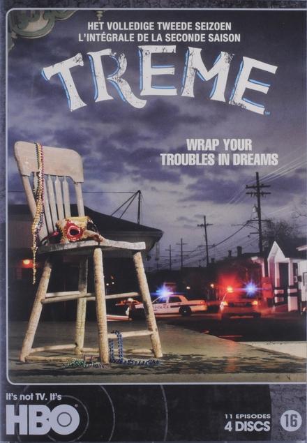 Treme. Season 2
