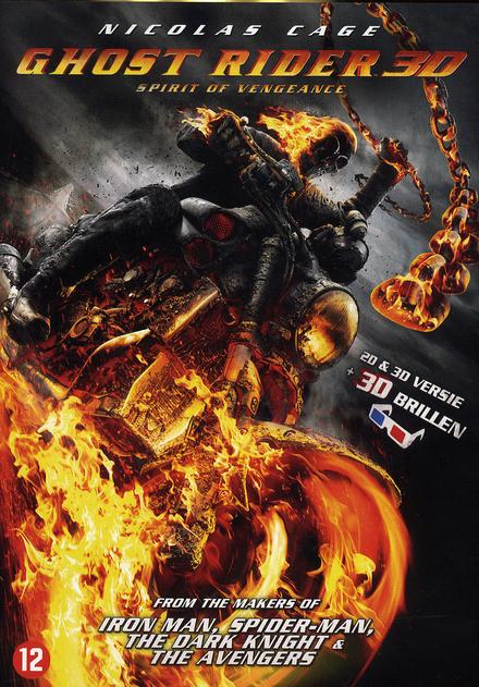 Ghost rider : spirit of vengeance