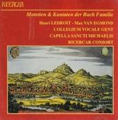 Motetten & Kantaten der Bach Familie