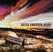Keith Emerson Band ; Moscow