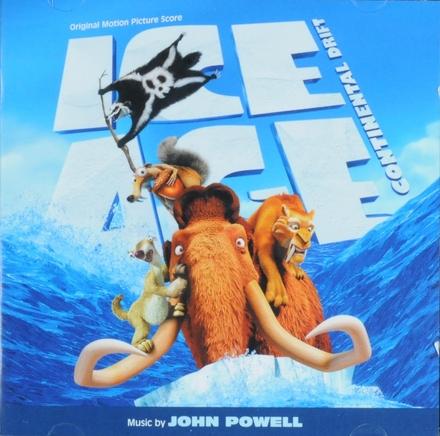 Ice age : continental drift : original motion picture score