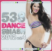 Radio 538 dance smash hits 2012. vol.4