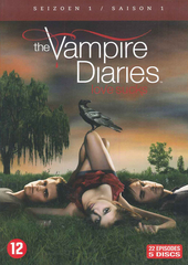 The vampire diaries : love sucks. Seizoen 1