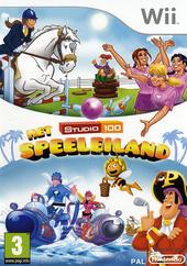 Het Studio 100 speeleiland
