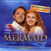 The little mermaid : The Nederlandse castalbum