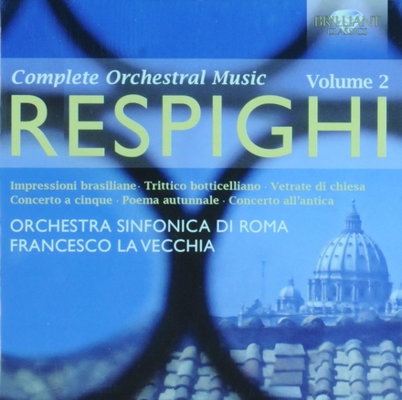 Complete orchestral music. Vol. 2