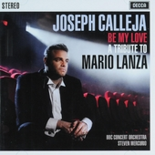 Be my love : a tribute to Mario Lanza