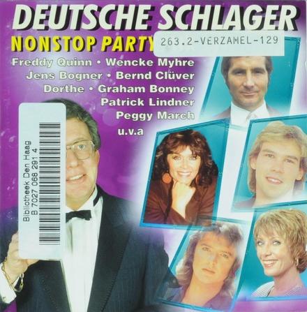 Deutsche Schlager : Nonstop party mix