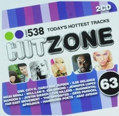 Hitzone : radio 538 today's hottest tracks. Vol. 63