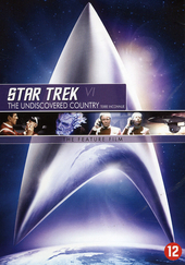 Star Trek VI : the undiscovered country