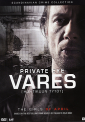 Private eye Vares : the girls of april