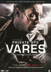 Private eye Vares : the kiss of evil