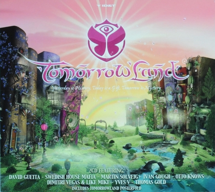 Tomorrowland 2012. Vol. 2