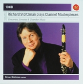 Richard Stoltzman plays clarinet masterpieces