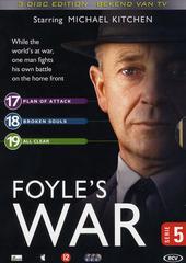 Foyle's war. Seizoen 5
