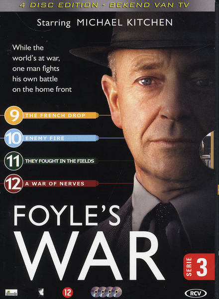 Foyle's war. Seizoen 3