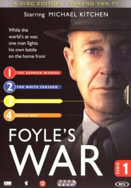 Foyle's war. Seizoen 1