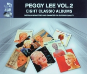 Peggy Lee : eight classic albums. Volume 2