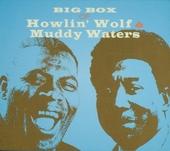 Big box of Howlin' Wolf & Muddy Waters