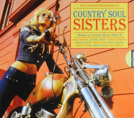 Country soul sisters : women in country music 1952-1978