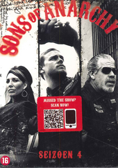 Sons of Anarchy. Seizoen 4