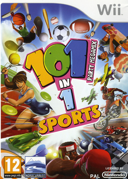 101 in 1 sports megamix