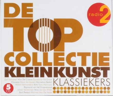 De topcollectie Radio 2 : kleinkunst klassiekers
